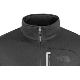 The North Face Canyonlands 1/2 Zip Shirt Men TNF black